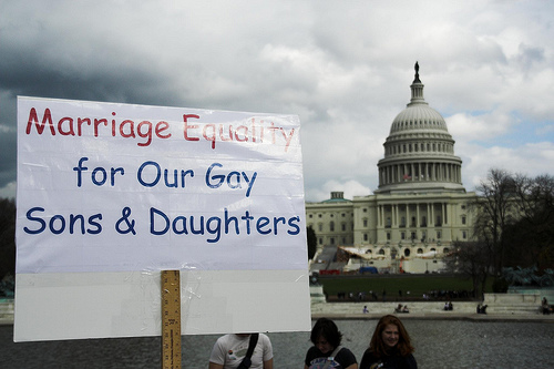 gay marriage2 Attempts by conservatives to stifle pro gay marriage initiatives have been ...