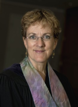 Rev. Dr. Kate R. Walker